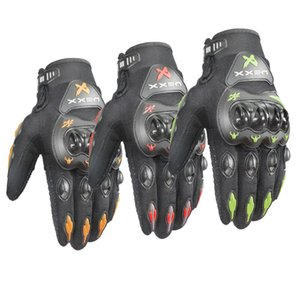 Motorcycle Rider Outdoor Sports Off-road Racing Equipments Racing Gloves Fistle hard case full glove