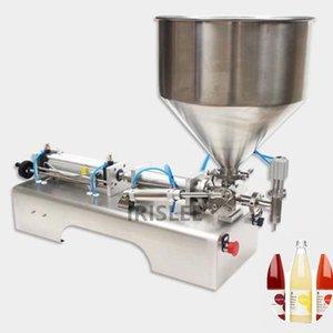 50-3000mlvish Page Filling Machine Machition Mixing Mixing для пищевой пасты Крем наполнитель для бутылок жидкости Усилитель соуса Гель для заправки220V / 1