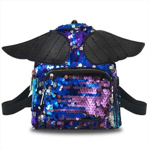 Womens Girls Fashion Sequin Mini Backpack Brithday Gift for Kids Cute Backpack For Girls