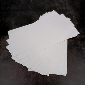 Amazon Vendita calda 5 Taglie Bianco Accessorio Sublimazione Brush Shrink Film Wrap Paper per Transfer termico termico 20OZ 30OZ Tumbler Tazze da caffè
