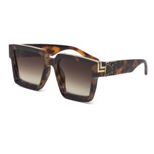 2021 الفاخرة الجديدة متفوقة جودة المليونير النظارات الشمسية نظارات مظللة رجل نظارات شاد الأزياء نظارات شحن مجاني