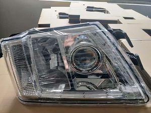Height quality OEM 82304599 21123523 Heavy Duty European Truck Body Parts Head Lamp LHD MANUAL LH