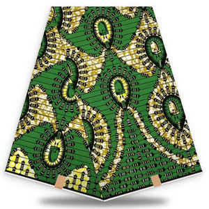 African wax prints nigerian ankara fabric 2020 wax printed 100% cotton Nigeria style fabric wholesale real Ghana wax GN-134 T200529