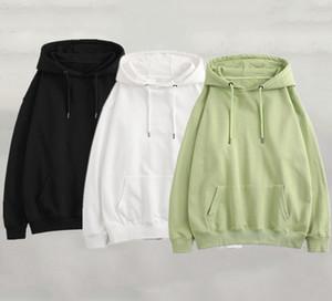Preto e Branco e Verde Cores Marca de Alta Qualidade Homens Hoodies de Luxo Bens de Luxo Novo Designer Hoodie Sweater Casual Moda Mens Tracksuit