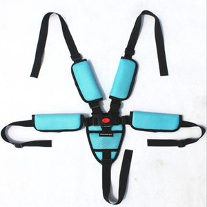 2pcs Baby Car Seat Safety Strap Cover Child High Chair Soft Shoulder Protect Easy Install Harness Strap Pad Stroller Accessries