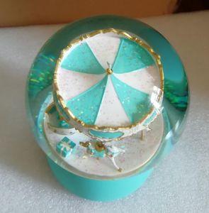 NUEVO regalo VIP! Carrusel Snow Globe 2020 Decorar la bola de cristal para Navidad regalo de cumpleaños de la novedad