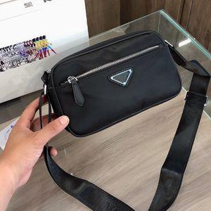 diagonal bag Nylon Sac bandoulière Hommes Femmes Fannypack P Accueil Sacs à bandoulière étanche Caméra Sac ceinture taille Sac portable Sacs Sacs à main Livraison gratuite