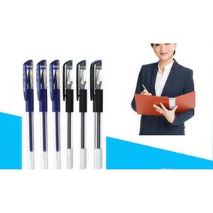 Nuevo 6600es Gel Pen Office Signature Pen 0.5mm Ballpoint Pen Office Suministros de oficina Herramientas de escritura Estudiante Ballpoin JLLPHF HOME003