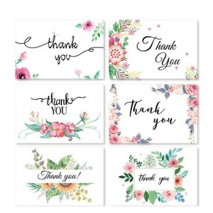 6 Card + 6 Envelope Per Set Cartoon Mini Greeting Thank You Card Birthday Christmas Gift Card Envelope Writing sqcnCv home2006