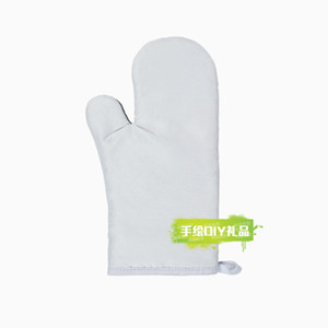 DIY Sublimation Blank Glove Baking Heat Insulation Oven Mitts Thick High Temperature Resistance Mittens Home Household 8 36ypa N2