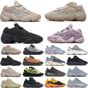 PK Version 500 Hommes Running Shoes Vision Soft Vision Blush 700 V2 MNVN MNVN PHOSHOR ITERIA HÔPITAL BLUE SOLIDE GREY UTILITY NOI VANA Femmes Designer