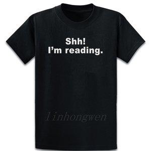Chut Im Readingtshirt à manches courtes originale en vrac sur la taille 5XL été Respirant caractère cool Sport Sweat à capuche T-shirt