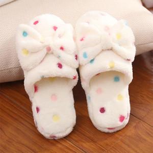 Sıcak Sevimli Yay Sonbahar Kış Kadın Terlik Ev Ayakkabı Bayanlar Flats Artı Boyutu Rahat Platformu Bayan Kapalı Ayakkabı
