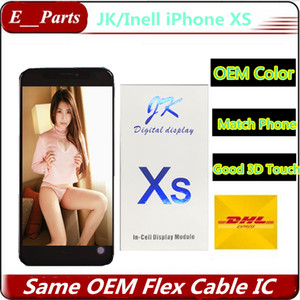 ( JK Incell ) Best Quality XS Perfect Quality LCD Display For iPhone XS Touch Screen Replacement For iPhone XS LCD