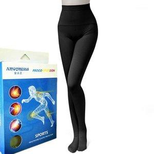 Socks & Hosiery Women Grade Pressure Pantyhose Seamless Type High Waist Abdomen Closed Hip Lifted Slim Leg Leggings S M L XL XXL1