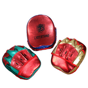 Best sales of curved boxing gloves for adults, precision deflector for Thai boxing training with monkey face target for Taekwondo