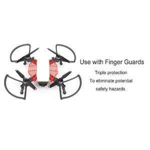 4PCS Propeller Blades Guards Anti-Kollisions-Ring-Schutz für D-JI SPARK Drone R91A
