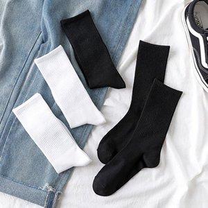 5TTD Твердые носки Длинные вязаные ножки вязание крючком упругих теплых теплых оплетки носки токажинги носки носки женские мода осень зима цвет чулоки