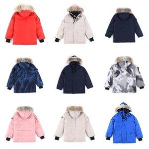 Fasion Homens Casl Down Jacket Down Casacos Mens Outdoor Quente Com Cabelo Homem Inverno Casaco Outwear Homens Winter Jacket # 3360000