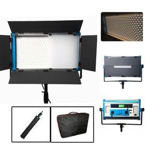 RGBW LED Lamp APP & Remote Control Photography Continuous Soft Lighting Set Photo Studio Video Film Light + tripod + handbag