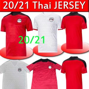 calidad tailandesa 2020 nuevo Egipto M. SALAH fútbol jerseys hogar lejos 20 21 Kahraba A. HEGAZI RAMADAN equipo nacional de fútbol camisa