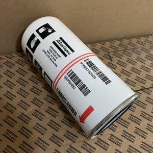 Livraison gratuite 2PCS / Lot authentique 2903752600 = 1625752600 Élément filtre à huile avec 8000 heures