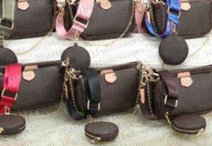 A021 2021 Мода Сумки Дамы Сумки 3 ШТ. Дизайнеры Сумки Женщины Tote Bag Luxurys Сумки Одиночные Сумки Сумка Сумка 2021