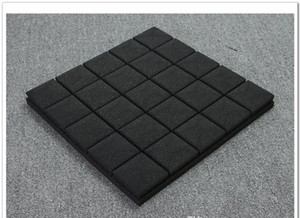 Big Size 50x50cm Thickness 5cm Acoustic Panels Soundproofing Studio Foam Treatment Sound Proofing Excellent Sound Insulation bbyclgY