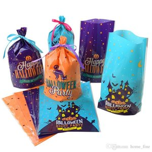 Halloween Candy Bags Cute Gift Bag Trick or Treat Kids Gift Pumpkin Bat Candy Boxes Halloween Party Decoration Supplies