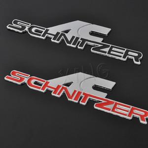 سيارة ملصقا شعار شارة السيارات شارة معدنية صائق لسيارات BMW AC Schnitzer M 3 5 E46 E39 E36 E60 E90 E39 X1 X3 X5 X6 أداء سيارة التصميم
