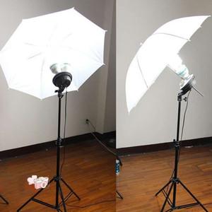 Umbrella33 Vídeo Fotografia Guarda-chuva Translúcido Polegada Branco Portátil Soft e Photo Studio Light