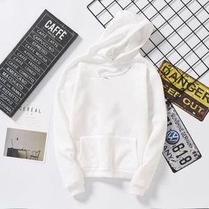2020 Oulylan femmes Sweat Hoodies Automne à capuche en vrac Sweatshirts Tops Chemisier avec capuche Fashion Pocket
