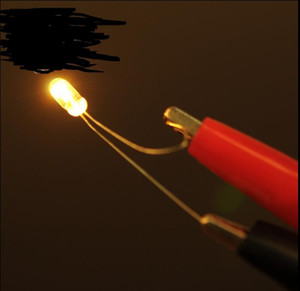 MIX Non polar 3mm 4.5v 6.3v 60ma 40ma Miniature Lamp Beads Indicator Bulb