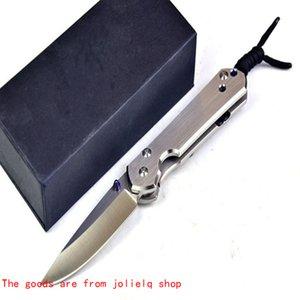 21 D2 Aniversario Titanio Dasha Steel Krissoff Classic Mango Cuchillo Supervivencia al aire libre Camping Cuchillo de caza Cuchillo plegable 1 unids GRATIS Qynf Jvo7D