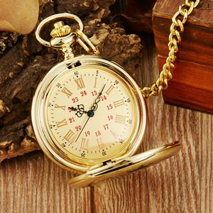 Hot Gold Vintage карманные часы Чтобы Мой сын кварцевые карманные часы Fob цепи Я тебя люблю ожерелье стимпанк Дети Детские Часы Подарки