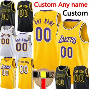 JR 21 Smith Los AngelesLakersJersey Custom Any Name Basketball Jerseys 14 Green 11 Bradley 88 Morris 1 Caldwell-Pope Jersey