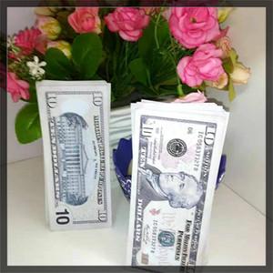 Money Pound Bill Kinderdollar-Requisiten-Spielzeug-Simulation-Prop-Bar Best-gefälschte Currencen Bosfk