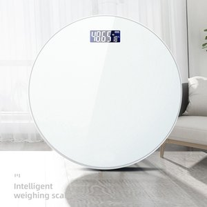 The electronic weighing scale can be used to measure body fat accurately and accurately USB recharge