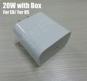 새로운 USB 벽 충전기 18W 20W의 USB 전원 어댑터 빠른 충전기 TYPE C 충전기 미국 EU 플러그는 빠른 스마트 폰 충전