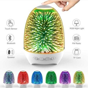 Nachtlicht Bluetooth Lautsprecher Nachttischlampe Touch Control Bunt LED Mood Light Wiederaufladbare Weihnachtsgeschenk für Mädchen-Jungen-Frauen Männer