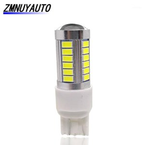 Brake Lamp T20 LED 7443 W21 5W Led 3157 Turn Signal Light 33SMD 5730 BA15S BAU15S Bulb 1156 1157 Car BAY15D P21 5W Light1