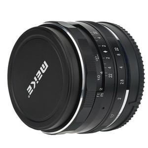 MEKE Meike MK-35-1.7 35mm f1.7 Large Aperture Manual Focus lens APS-C for Sony NEX3 3N 5 5T 5R 5N NEX6 7 a5000 a5100 a6000 A6300