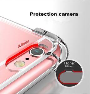 Caso Airbag Clear 1.5mm para Sam Sung S10 TPU e Plus M20 A8S A30 A50 A8S A50 A10 J4 Core Huawei P30 Lite Y6 Y7 Y9 2019 Mate 20 Telefone Xa Max XR 7 8