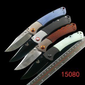 Новый BENCHMADE BM15080 15080BK 10580 HUNT складной нож BM 940 НОЖ BM 781 BM810 BM581 BM3300 C81 нож бабочки