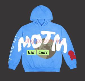 Kid Cudi CP Co mit peripherer Kleidung