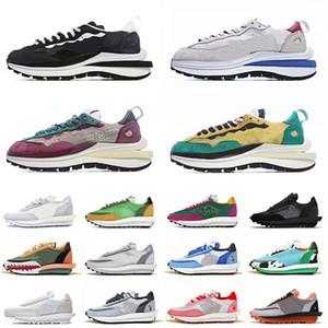 ldv waffle daybreak blazer shoes 2020 ldv ld Waffle Yeni Kalite Naylon Beyaz Erkek Kadın Koşu Spor Ayakkabı Chunky Dunky NYC Güvercin Sneakers Eğitmenler Blazer Ayakkabı