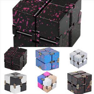 KBNSO CSDouble Play Novelty 2 Rubik의 큐브 루빅스 큐브 감압 어린이의 무한 큐브 교육부 및 아이