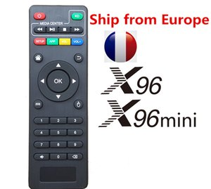 (Ship from Europe) Universal IR Replacement Remote Control for Android TV Box X96 Mini X96Q Fast Ship