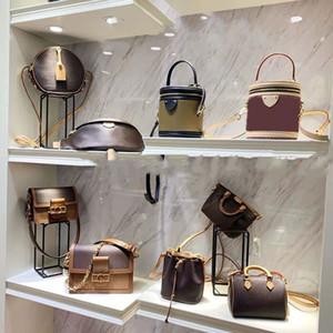 2021 Клаздовые стили! Multi Pochette Metis Set Crossbody сумка мода плеча ручные сумки женские сумки сумки верхний крест корпус кошельки PCS