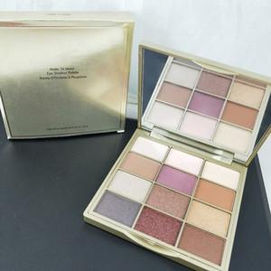 2020 NEW STILA MATTE metal eyeshadow palette cosmetics 12color eyeshadow make up.